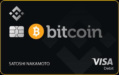 Gratis betaalkaart - Bitcoin
